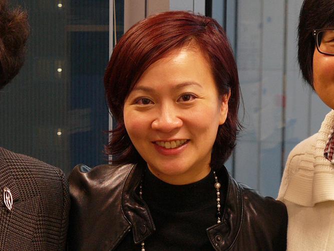 Ms Chan Hoi Yan, Rebecca