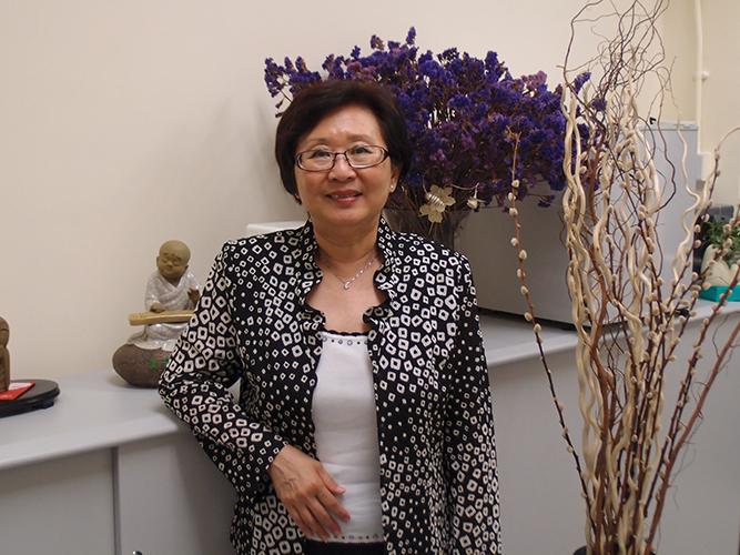 Dr Chiu Lee‐lee, Lily