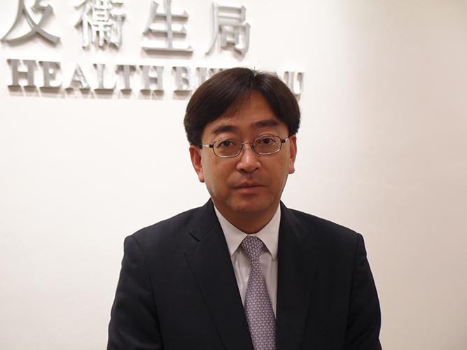 Dr Ko Wing Man