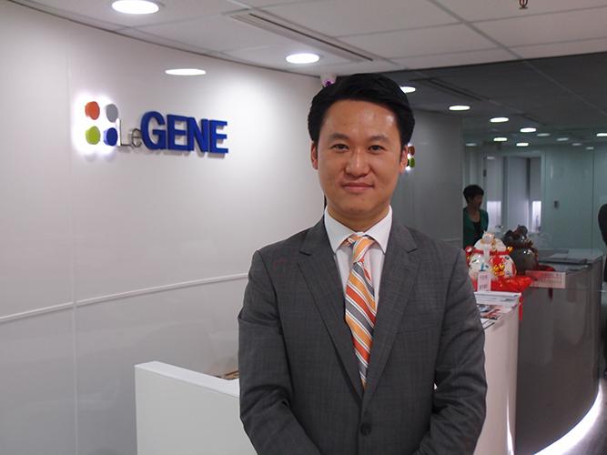 Dr Kwok Yuk Lung