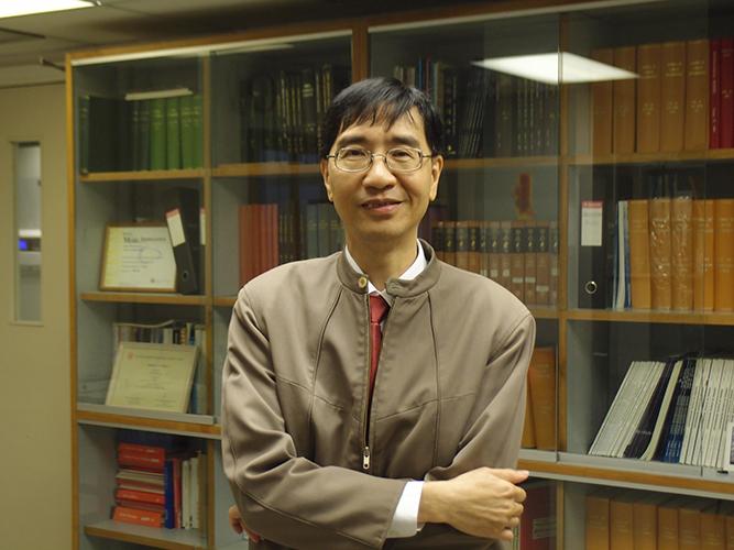 Professor Yuen Kwok Yung