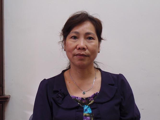 Ms Tang Guizhen